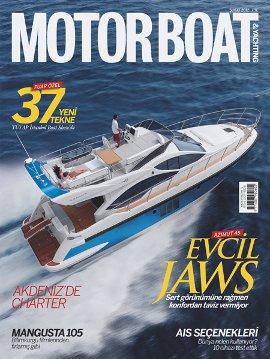 Motor Boat-Yachting Dergisi (Şubat 2012)