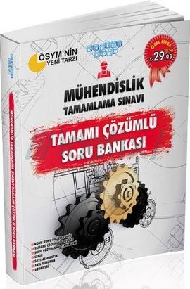 Mühendislik Tamamlama Sınavı Tamamı Çözümlü Soru Bankası