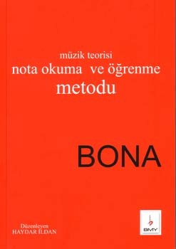 Müzik Teorisi Bona Nota Okuma ve Öğrenme Metodu