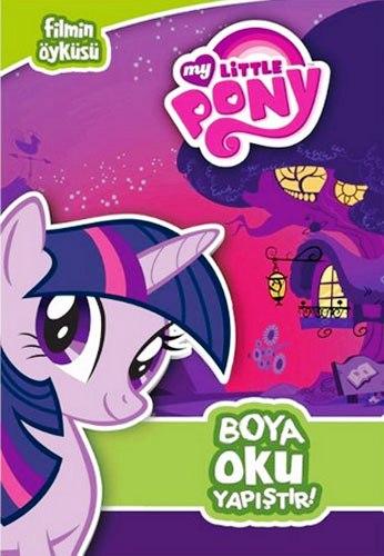 My Little Pony - Boya, Oku, Yapıştır! Filmin Öyküsü