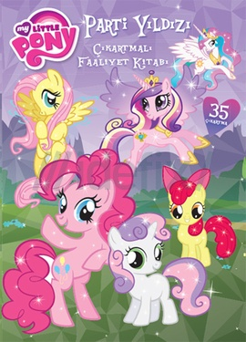 My Little Pony-Parti Yıldızı
