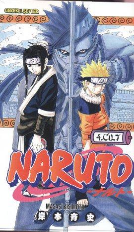 Naruto 4. Cilt: Kahramanın Köprüsü
