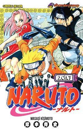 Naruto Cilt: 2