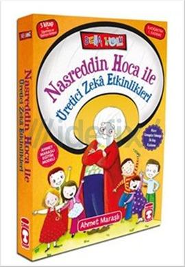 Nasreddin Hoca ile Üretici Zeka Teknikleri (5 Kitap)