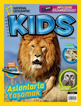 National Geographic Kids-Mart 2012