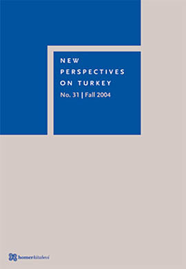 New Perspectives on Turkey No: 31