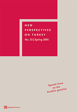 New Perspectives on Turkey No: 32