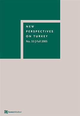 New Perspectives on Turkey No: 33