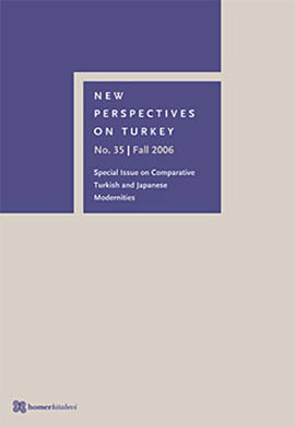 New Perspectives on Turkey No: 35