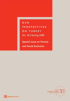 New Perspectives on Turkey No: 38