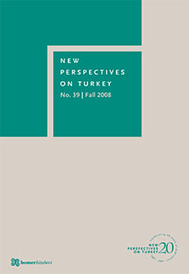 New Perspectives on Turkey No: 39