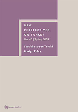 New Perspectives on Turkey No: 40