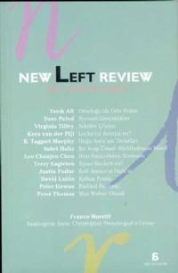 New Left Review: 2006 Türkiye Seçmesi
