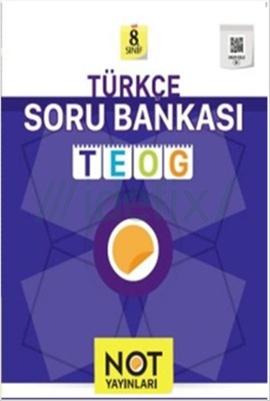 Not 8. Sınıf Türkçe Soru Bankası