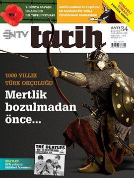 NTV Tarih Sayı: 34