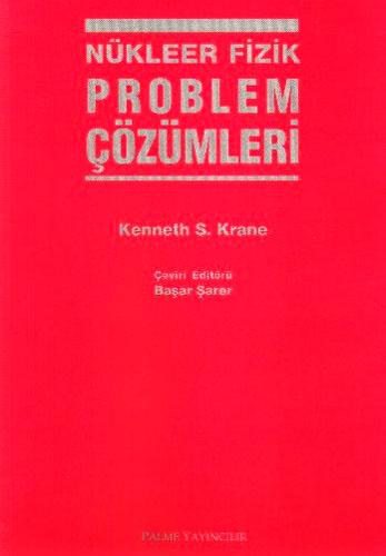 Nükleer Fizik Problem Çözümleri