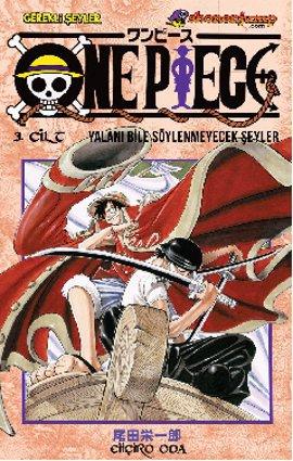One Piece 3. Cilt