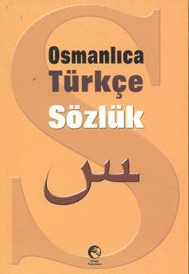 Osmanlıca-Türkçe Sözlük