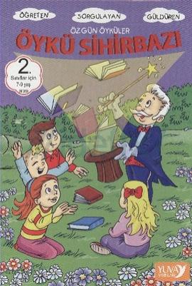 Öykü Sihirbazı 2. Sınıflar İçin  10 Kitap Takım