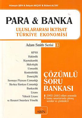 Para ve Banka