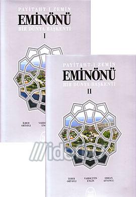 Payitaht-ı Zemin Eminönü 2 Cilt Takım