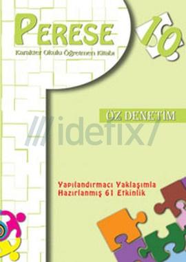 Perese 10 Öz Denetim Karakter Okulu Öğretmen Kitabı