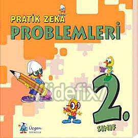 Pratik Zeka Problemleri 2. Sınıf