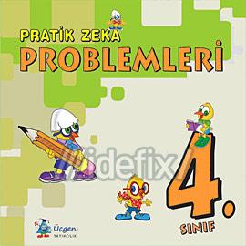 Pratik Zeka Problemleri 4. Sınıf