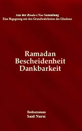 Ramadan Bescheidenheit