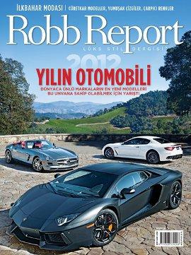 Robb Report Lüks Stil Dergisi