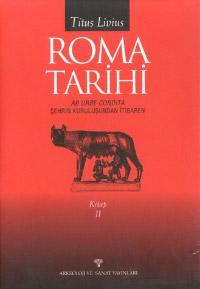 Roma Tarihi  Kitap II: Şehrin Kuruluşundan İtibaren