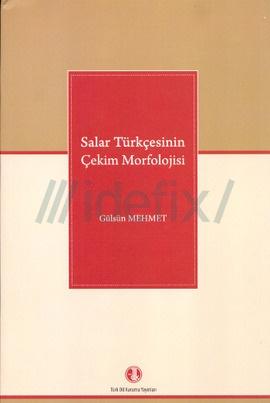 Salar Türkçesinin Çekim Morfolojisi