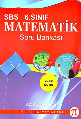 SBS 6. Sınıf Matematik Soru Bankası