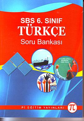 SBS 6. Sınıf Türkçe Soru Bankası