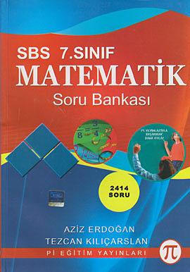 SBS 7. Sınıf Matematik Soru Bankası