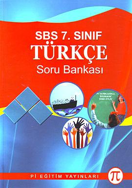 SBS 7. Sınıf Türkçe Soru Bankası