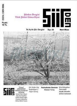 Şiirden İki Aylık Şiir Dergisi