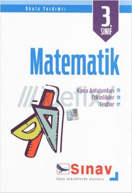 Sınav 3. Sınıf Matematik Konu Anlatımları-Etkinlikler-Testler