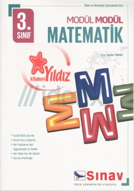 Sınav 3. Sınıf Modül Modül Matematik