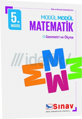Sınav 5. Sınıf Modül Modül Matematik
