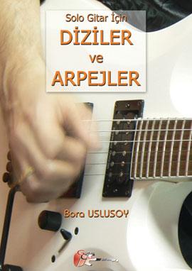 Solo Gitar İçin Diziler ve Arpejler