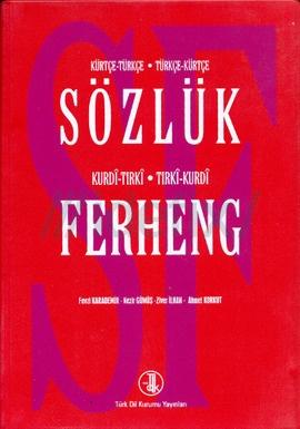 Sözlük Ferheng Kürtçe
