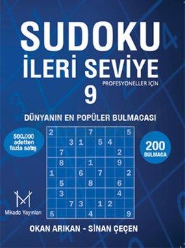 Sudoku İleri Seviye 9