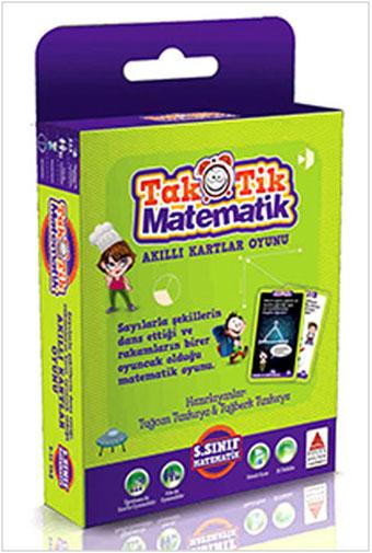 Taktik Matematik Akıllı Kartlar Oyunu - 5. Sınıf