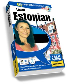 Talk Now! Learn Estonian Beginners