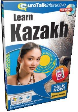 Talk Now Learn Kazakh