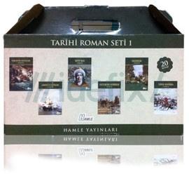 Tarihi Roman Serisi (20 Kitap)