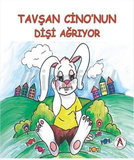 Tavşan Cino'nun Dişi Ağrıyor