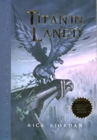 Titan`ın Laneti: Percy Jackson ve Olimposlular Kitap 3