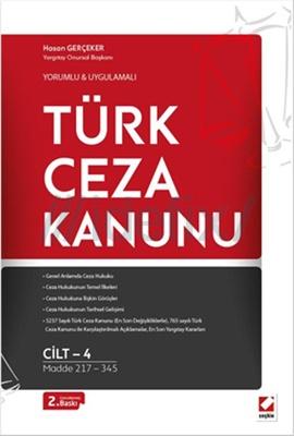 Türk Ceza Kanunu Cilt